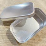 《trangiaメスティン》使う前にこれだけはやっておくべき2選!バリ取り&シーズニングの説明